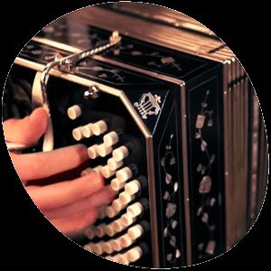 tango music bandoneon