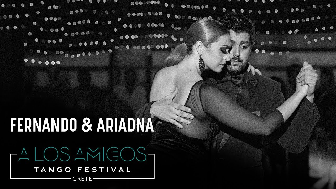 ariadna Naveira fernando sanchez kreta tango