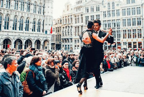 Le festival de Bruxelles roxana suarez sebastian Achaval