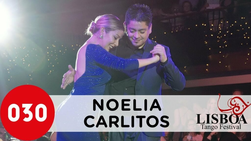 carlitos Espinoza Noelia Hurtado tango