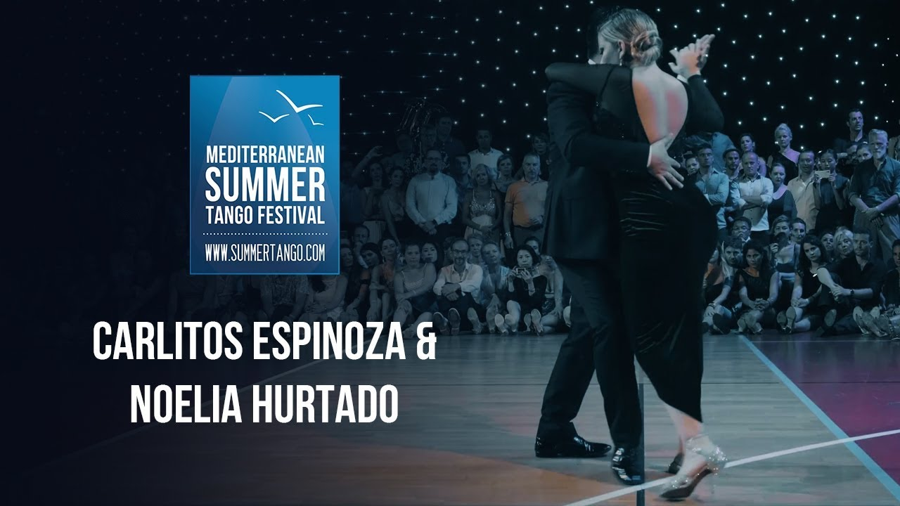 carlitos Espinoza Noelia Hurtado tango Kroatië