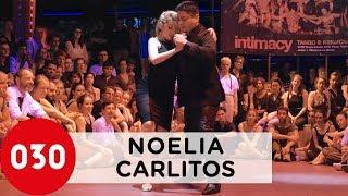 carlitos Espinoza Noelia Hurtado tango milonguero