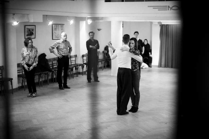 danslessen Argentijnse tango 1