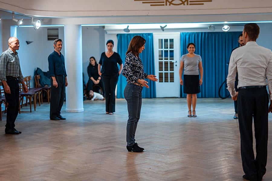 dance studio bruxelles