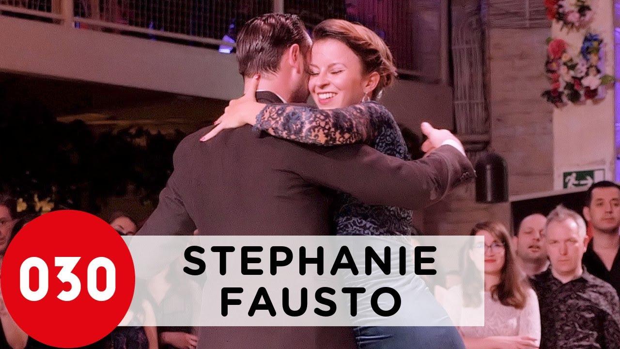 fausto Carpino stephanie FESNEAU belgrado tango encuentro