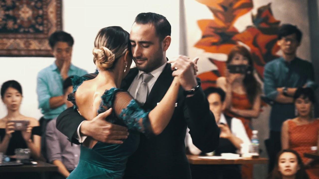 fausto Carpino stephanie FESNEAU belgrado tango encuentro_2018