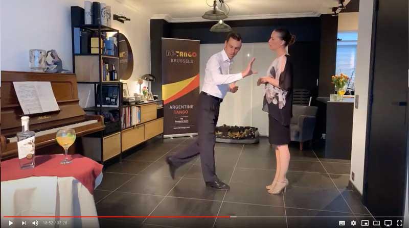 La class2 des cours de tango en ligne