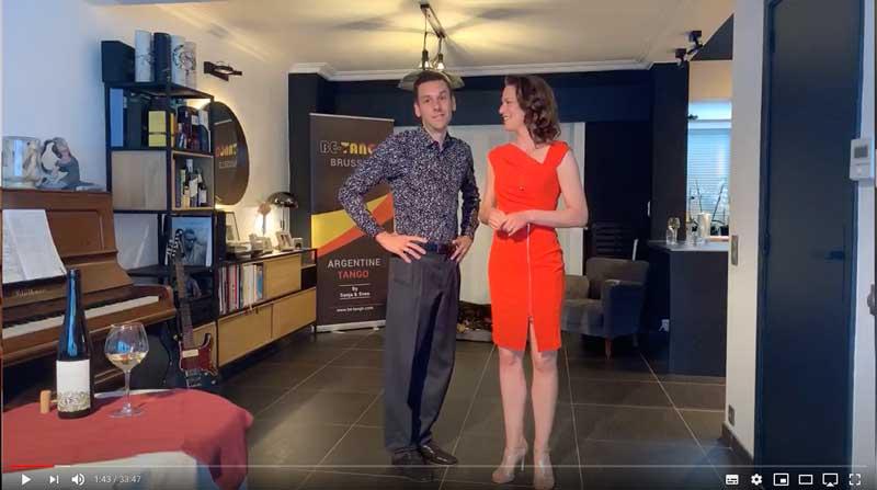 online tango classes beginners class3