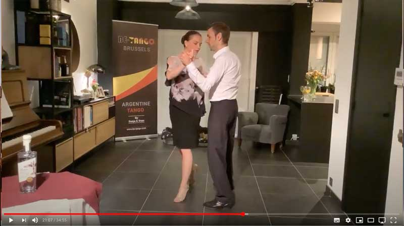 online tango lesson firstyears class3