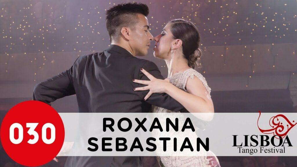 roxana suarez Sebastian achaval lisboa tango festival