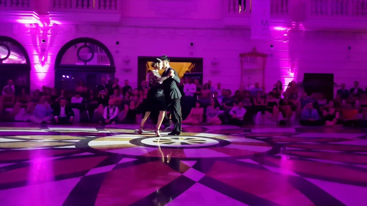 roxana suarez Sebastian Achaval tango