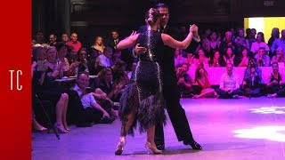 Sebastian Arce mariana montes Antwerpen tango festival