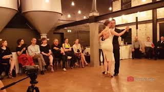 tango demonstration bruges
