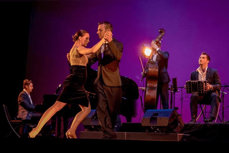tango show cluj