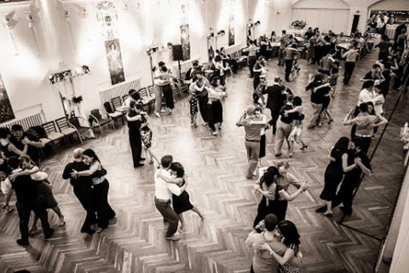 prague tango marathon