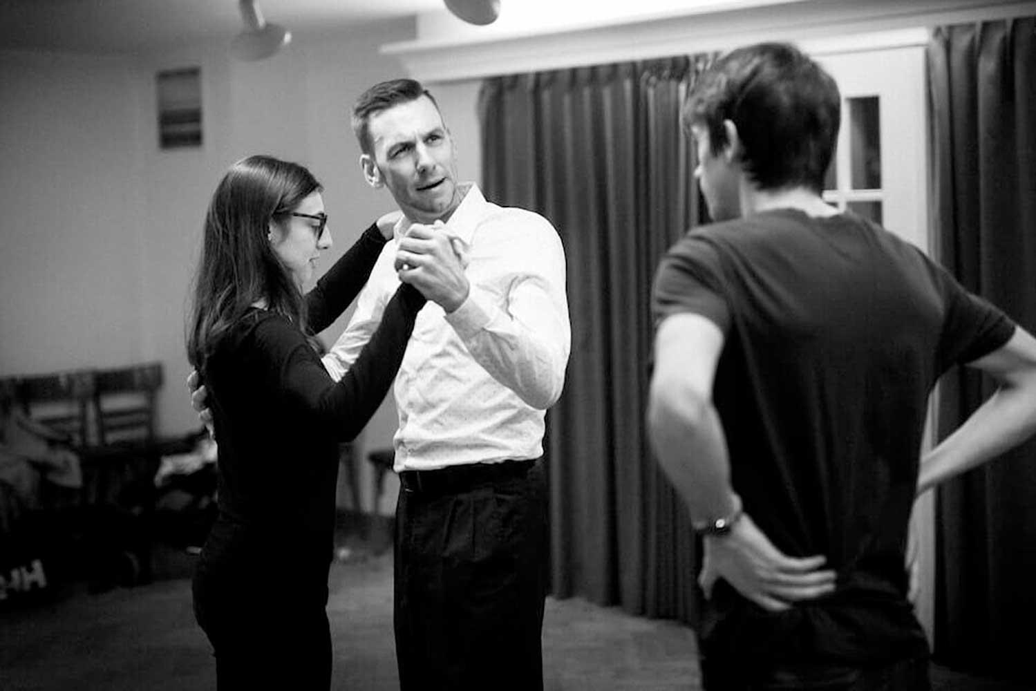 private tango class brussels