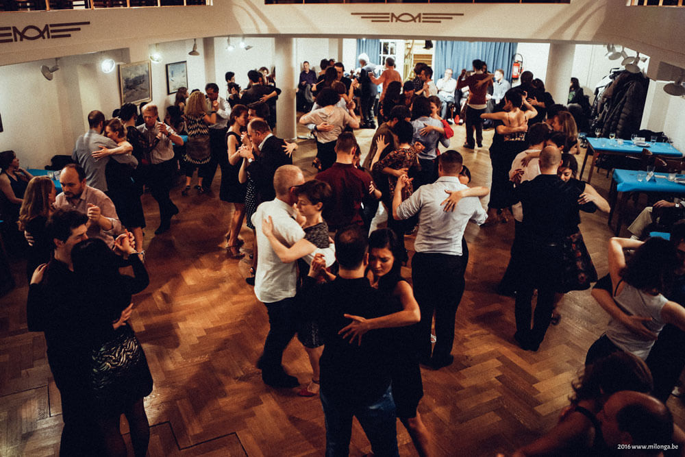 tango milonga vals