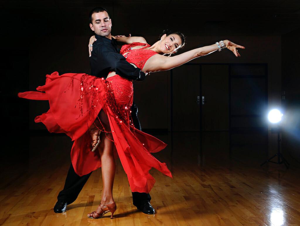 ballroom tango